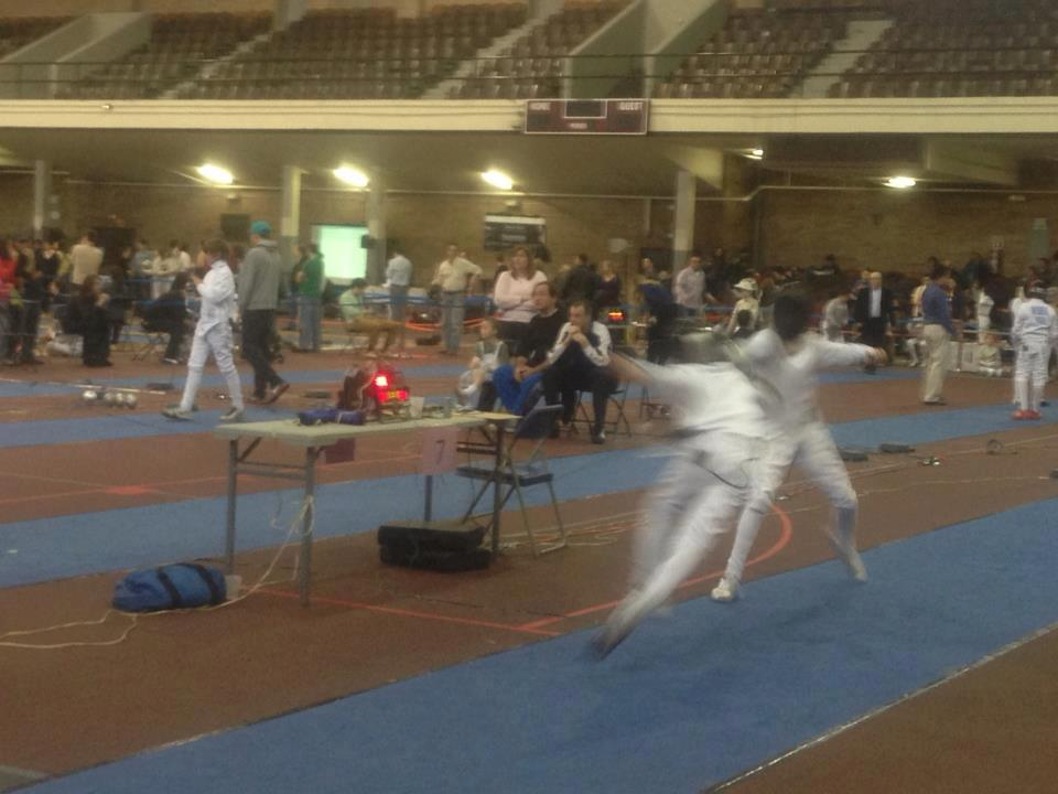 Nj Jon Speed Olympia Fencing Center