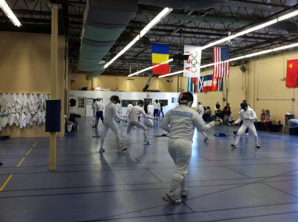 Olympia Fencing Center S First Annual Spring Challenge