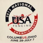 2013 Fencing Nationals Columbus, OH