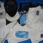 Fencing gear