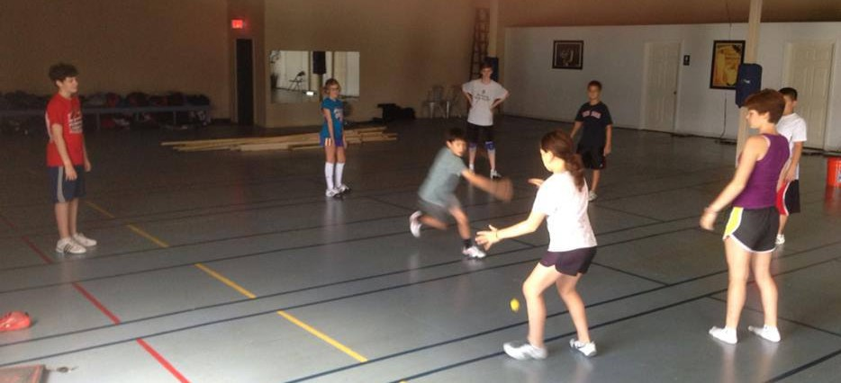 Camp Game Olympia Fencing Center