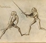old fencing image