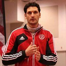 Coach Tamer Tahoun