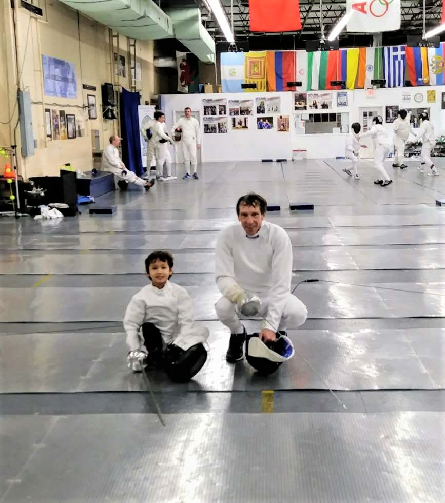 Greater Boston Fencers | Olympia Fencing Center