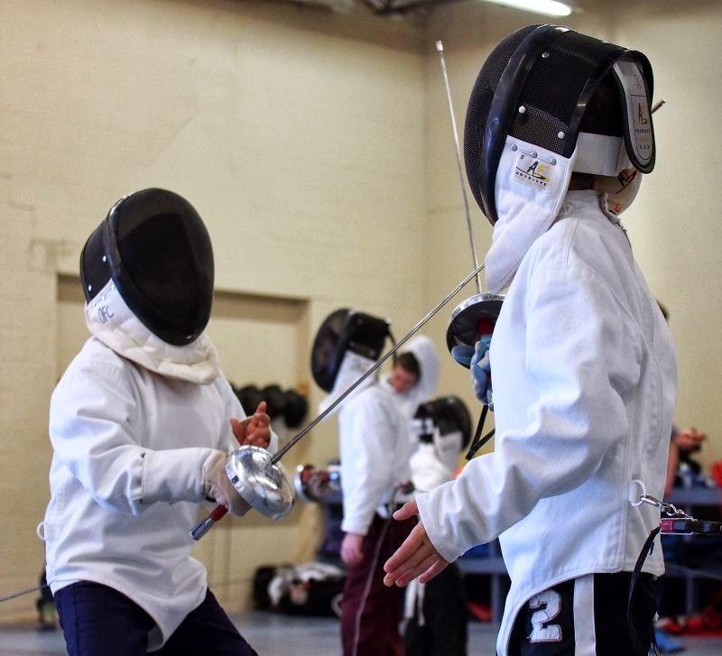 Boston Fencing Program | Olympia Fencing Center
